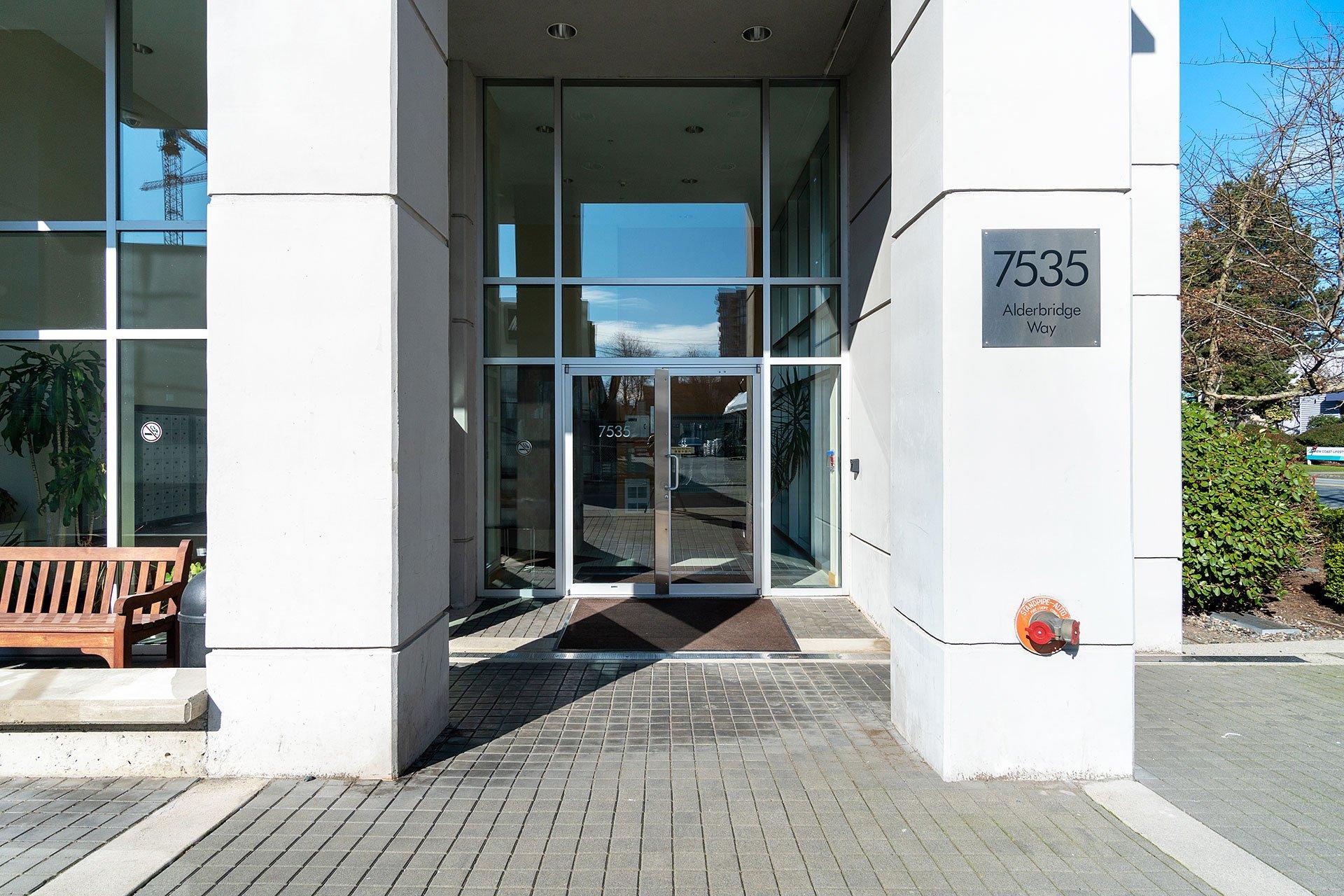 """Photo 29: Photos: 1207 7535 ALDERBRIDGE Way in Richmond: Brighouse Condo for sale in """"OCEAN WALK"""" : MLS®# R2445449"""