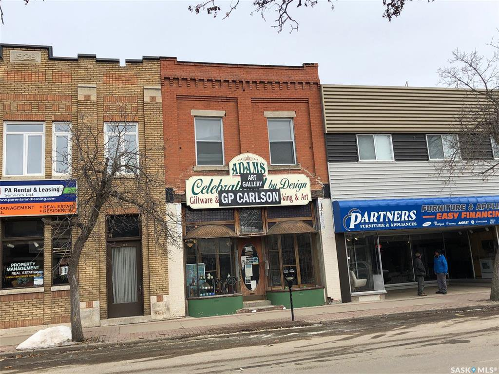 Main Photo: 1120 Central Avenue in Prince Albert: Midtown Commercial for sale : MLS®# SK805396