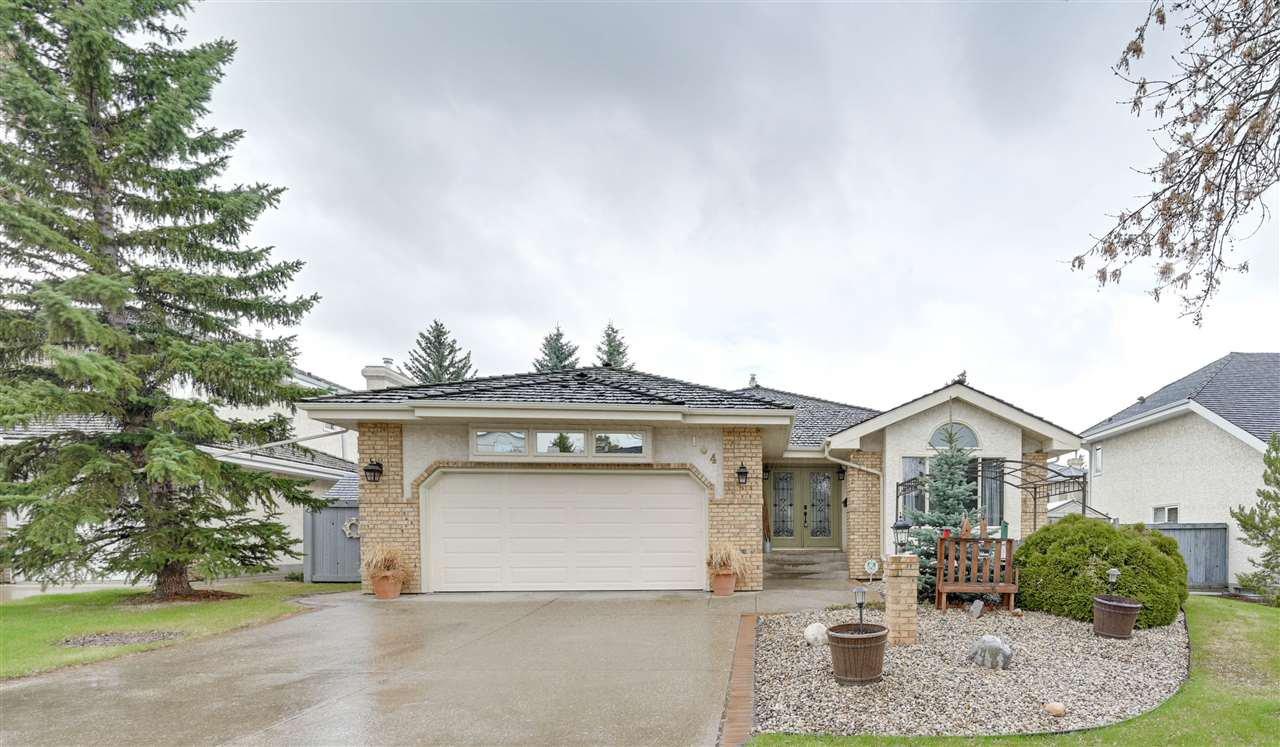 Main Photo: 104 OSLAND Drive in Edmonton: Zone 14 House for sale : MLS®# E4196915