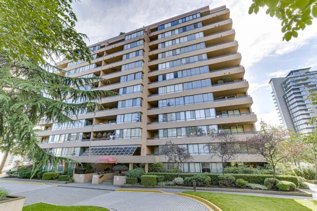 Main Photo: 1008 460 WESTVIEW Street in Coquitlam: Coquitlam West Condo for sale : MLS®# R2468108