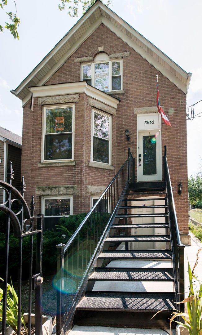 Main Photo: 3643 LEMOYNE Street in Chicago: CHI - Humboldt Park Residential Income for sale ()  : MLS®# MRD10839503