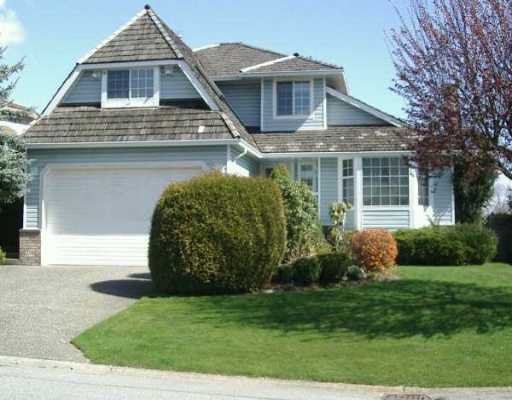 Main Photo: 1235 NUGGET ST in Port Coquiltam: Citadel PQ House for sale (Port Coquitlam)  : MLS®# V583953