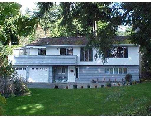 Main Photo: 4350 VALENCIA AV in North Vancouver: Upper Delbrook House for sale : MLS®# V589269