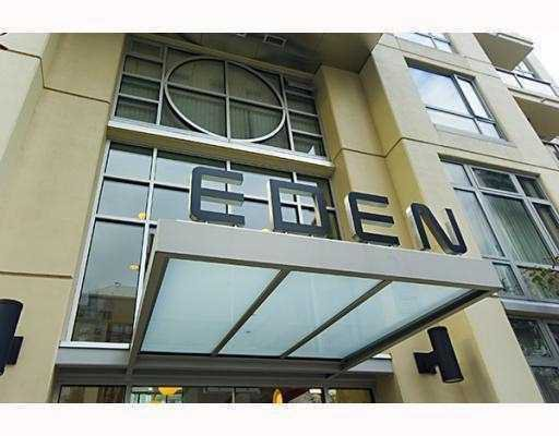"Main Photo: 707 1225 RICHARDS Street in Vancouver: Downtown VW Condo for sale in ""EDEN"" (Vancouver West)  : MLS®# V768946"