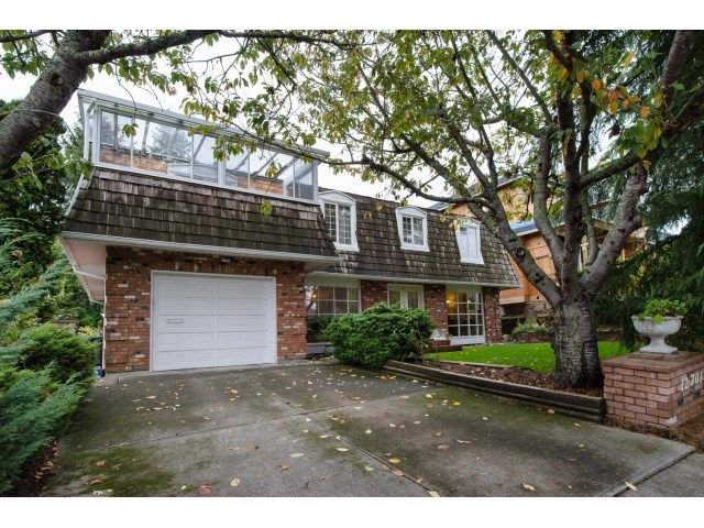 Main Photo: 12701 17A AVENUE in Surrey: Crescent Bch Ocean Pk. House for sale (South Surrey White Rock)  : MLS®# R2012208