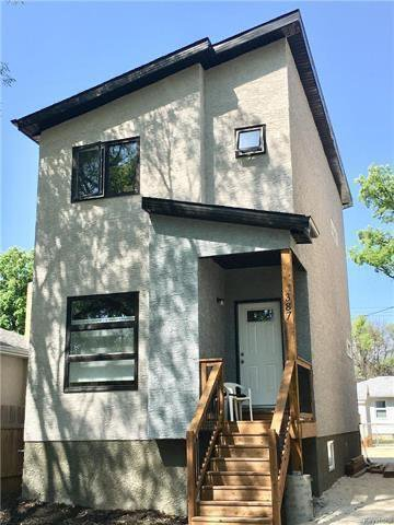 Main Photo: 409 Greene Avenue in Winnipeg: Residential for sale (3D)  : MLS®# 202003860