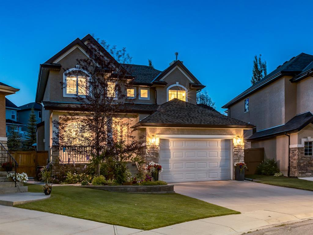 Main Photo: 78 TUSCANY GLEN Place NW in Calgary: Tuscany Detached for sale : MLS®# A1018548