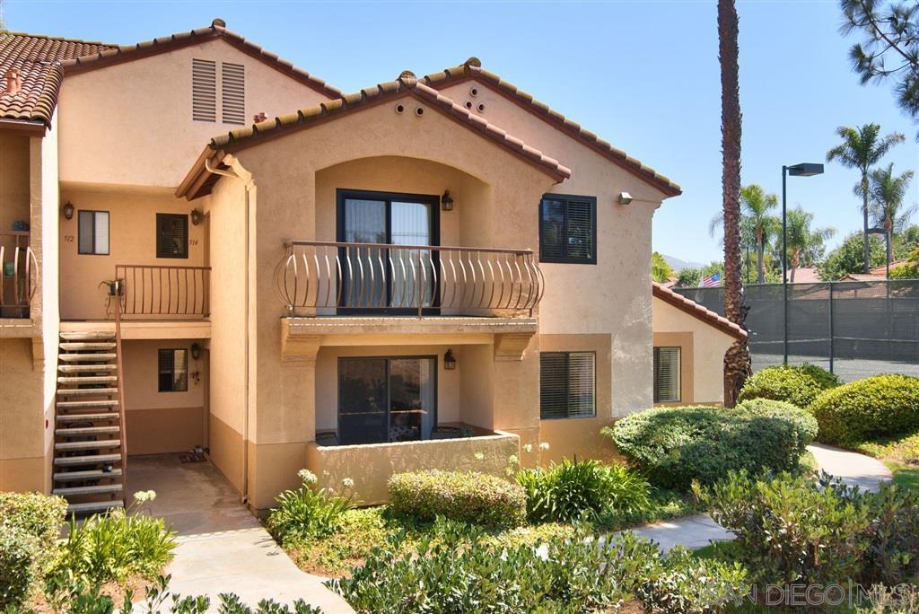 Main Photo: RANCHO SAN DIEGO Condo for sale : 1 bedrooms : 12191 Cuyamaca College Dr E #514 in El Cajon