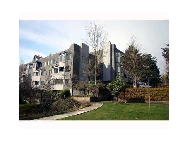"Main Photo: 406 9890 MANCHESTER Drive in Burnaby: Cariboo Condo for sale in ""BROOKSIDE COURT"" (Burnaby North)  : MLS®# V829892"