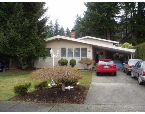 Main Photo: 2323 HAVERSLEY AV in Coquitlam: Coquitlam East House for sale : MLS®# V581981