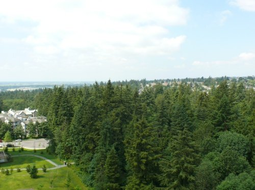 "Photo 9: Photos: 1408 6837 STATION HILL Drive in Burnaby: South Slope Condo for sale in ""THE CLARIDGES - CITY IN THE PARK"" (Burnaby South)  : MLS®# V770790"