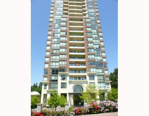 "Main Photo: 1408 6837 STATION HILL Drive in Burnaby: South Slope Condo for sale in ""THE CLARIDGES - CITY IN THE PARK"" (Burnaby South)  : MLS®# V770790"