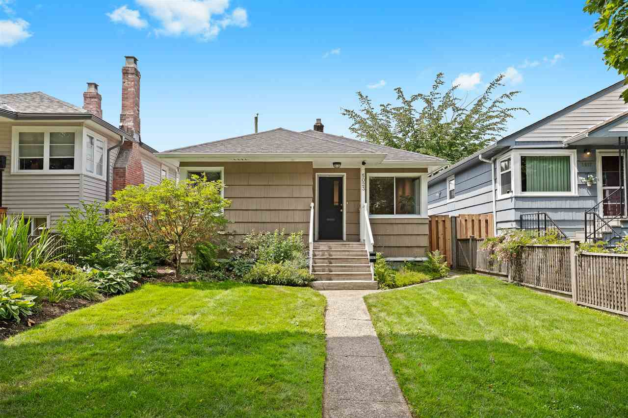 Main Photo: 5023 SHERBROOKE Street in Vancouver: Knight House for sale (Vancouver East)  : MLS®# R2388563