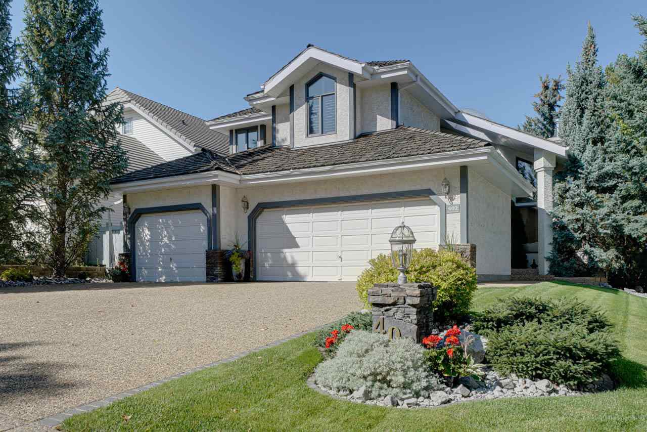 Main Photo: 402 OLSEN Close in Edmonton: Zone 14 House for sale : MLS®# E4173688