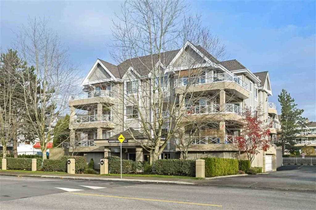 "Main Photo: 202 5568 201A Street in Langley: Langley City Condo for sale in ""Michaud Gardens"" : MLS®# R2470791"