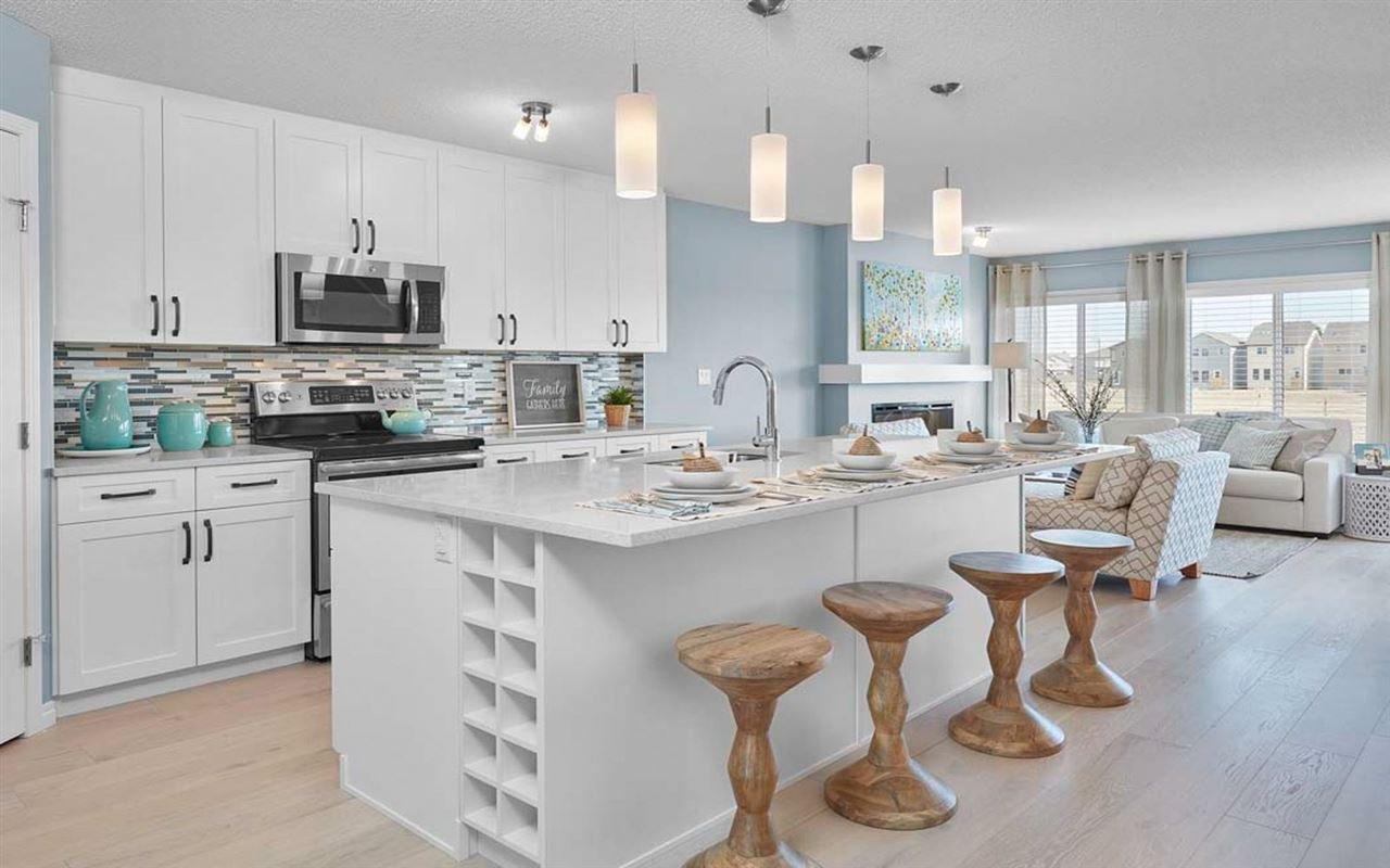 Main Photo: 4320 Cooke Lane in Edmonton: Zone 55 House Half Duplex for sale : MLS®# E4206040