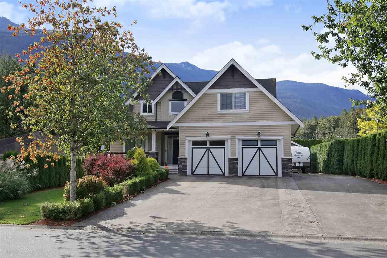Main Photo: 10215 GRAY Road in Rosedale: Rosedale Popkum House for sale : MLS®# R2497496