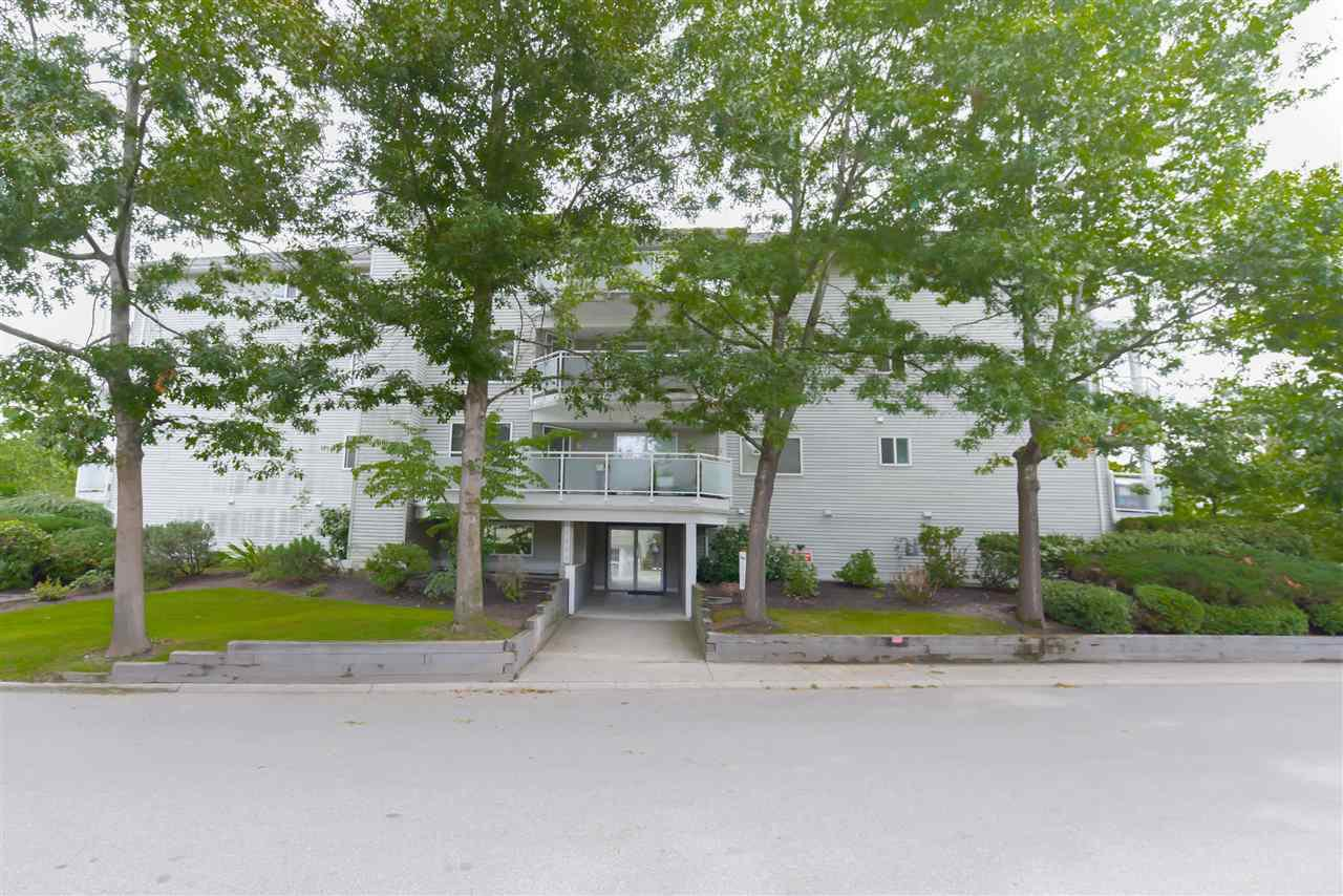 """Main Photo: 205 13680 84 Avenue in Surrey: Bear Creek Green Timbers Condo for sale in """"The Trails"""" : MLS®# R2500881"""