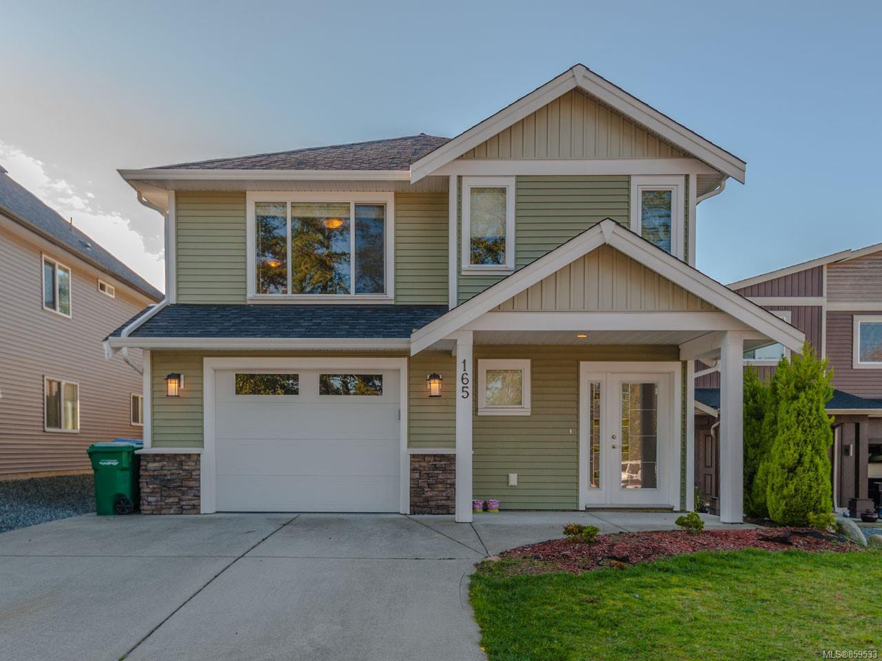 Main Photo: 165 Armins Pl in : Na Pleasant Valley House for sale (Nanaimo)  : MLS®# 859533