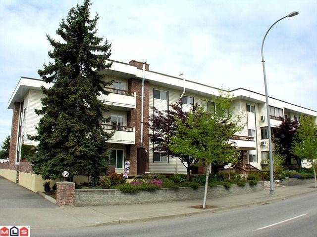 "Main Photo: 201 2211 CLEARBROOK Road in Abbotsford: Abbotsford West Condo for sale in ""GLENWOOD MANOR"" : MLS®# F1011453"