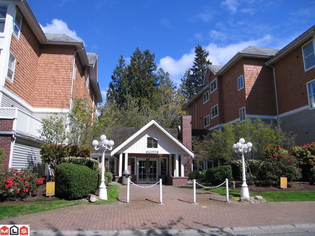 "Main Photo: 319 9626 148TH Street in Surrey: Guildford Condo for sale in ""HARTFORD WOODS"" (North Surrey)  : MLS®# F1022380"
