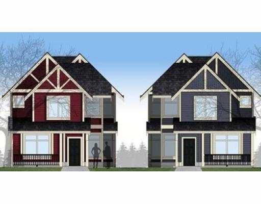 "Main Photo: 7753 ACHESON RD in Richmond: Brighouse 1/2 Duplex for sale in ""DUPLEX LIVING ACHESON"" : MLS®# V586014"