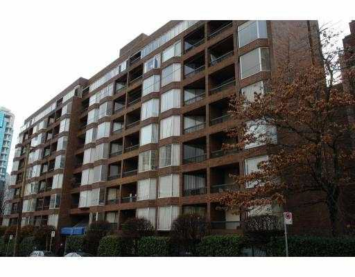 """Main Photo: 506 950 DRAKE Street in Vancouver: Downtown VW Condo for sale in """"ANCHOR POINT II"""" (Vancouver West)  : MLS®# V755470"""