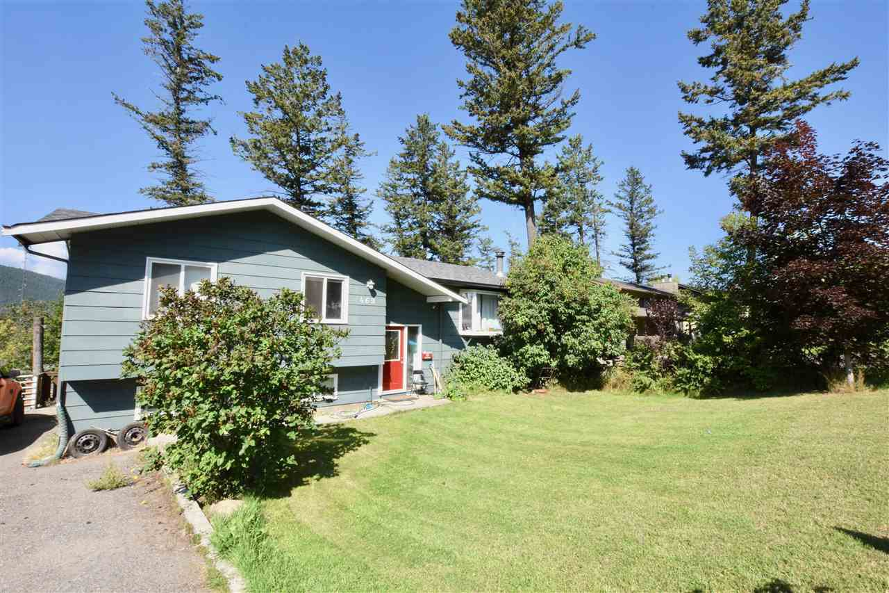 Main Photo: 469 MIDNIGHT Drive in Williams Lake: Williams Lake - City House for sale (Williams Lake (Zone 27))  : MLS®# R2396845