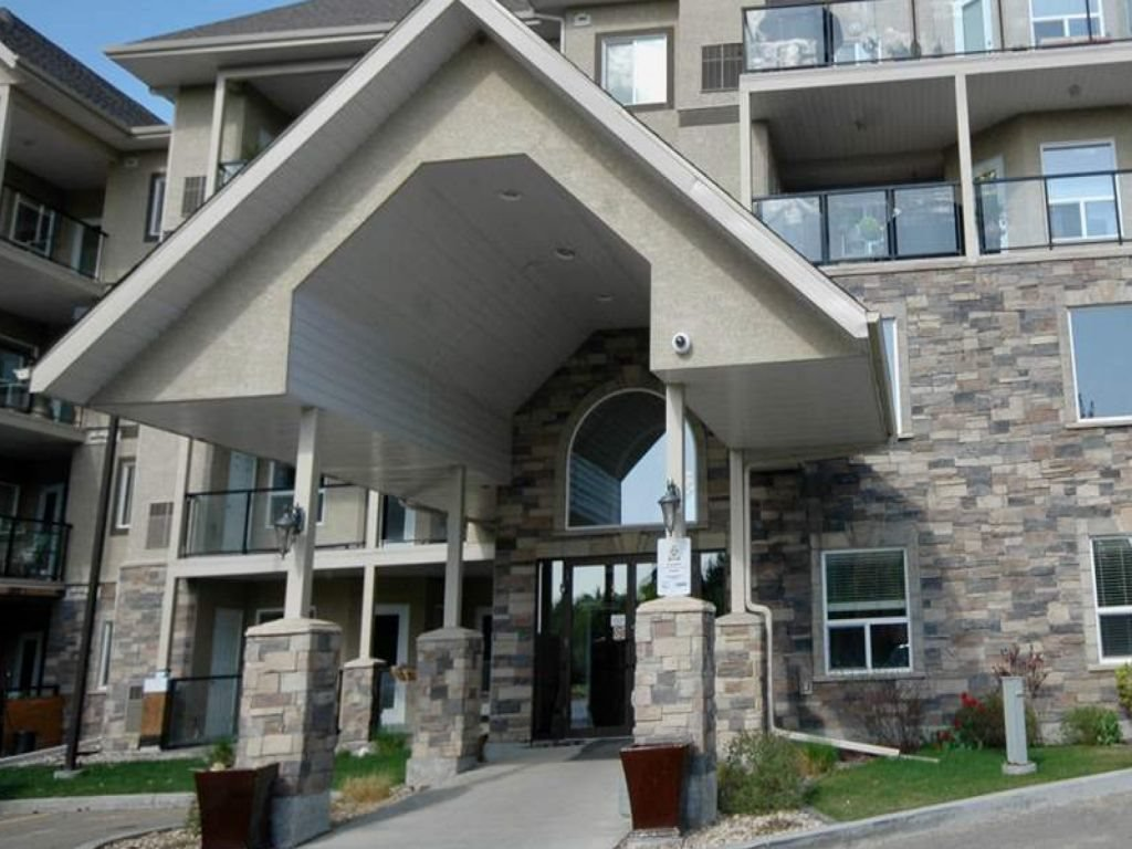 Main Photo: 206 1320 Rutherford Road in Edmonton: Zone 55 Condo for sale : MLS®# E4170649