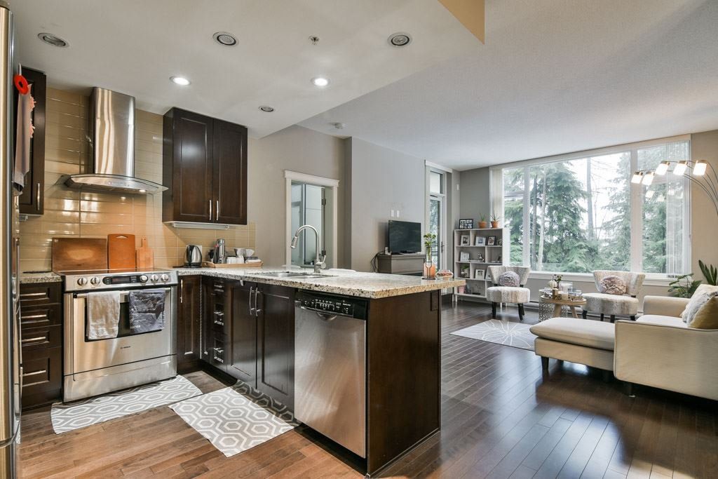 Main Photo: 510 2950 PANORAMA DRIVE in Coquitlam: Westwood Plateau Condo for sale : MLS®# R2415099