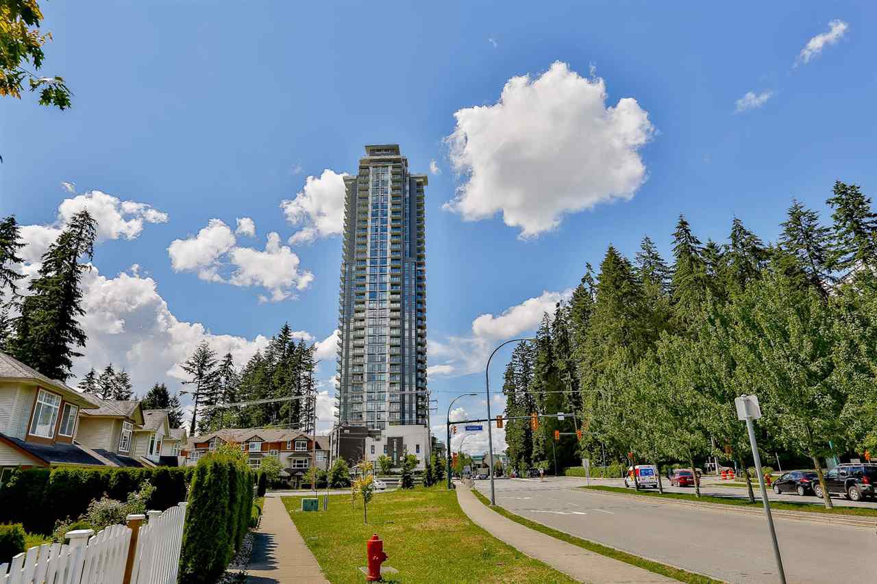 Main Photo: 3804 3080 LINCOLN Avenue in Coquitlam: North Coquitlam Condo for sale : MLS®# R2418549