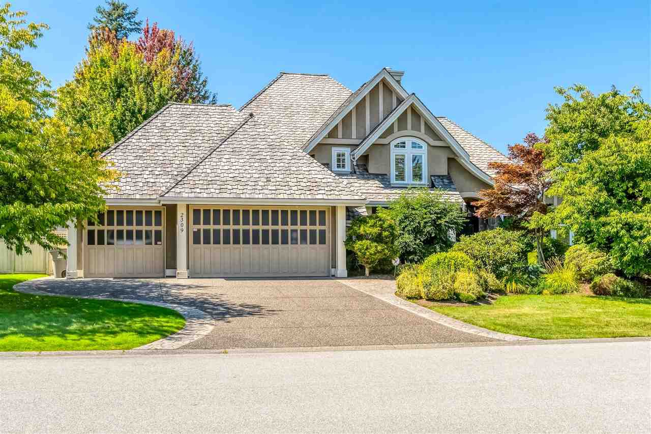 """Main Photo: 2309 133 Street in Surrey: Elgin Chantrell House for sale in """"BRIDLEWOOD WEST"""" (South Surrey White Rock)  : MLS®# R2425846"""