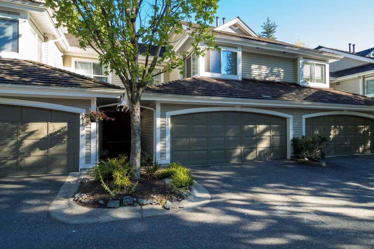 Main Photo: 40 650 ROCHE POINT DRIVE, Roche Point, North Vancouver, BC, V7H 2Z5 in North Vancouver: Roche Point Residential Attached for sale : MLS®# R2108339