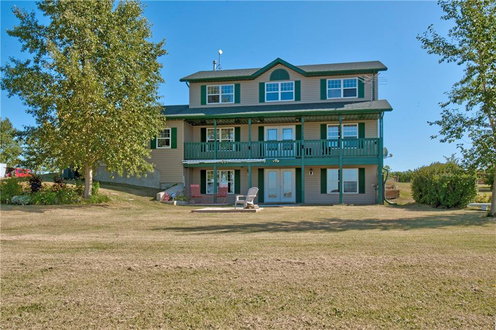 Main Photo: 272134 RGE RD 285 in Rural Rocky View County: Rural Rocky View MD Detached for sale : MLS®# C4297209