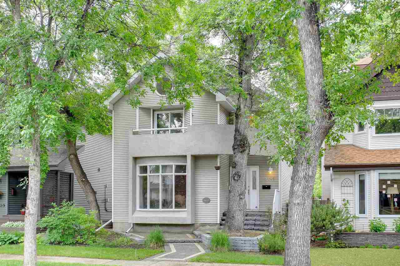 Main Photo: 9615 100A Street in Edmonton: Zone 12 House for sale : MLS®# E4204060