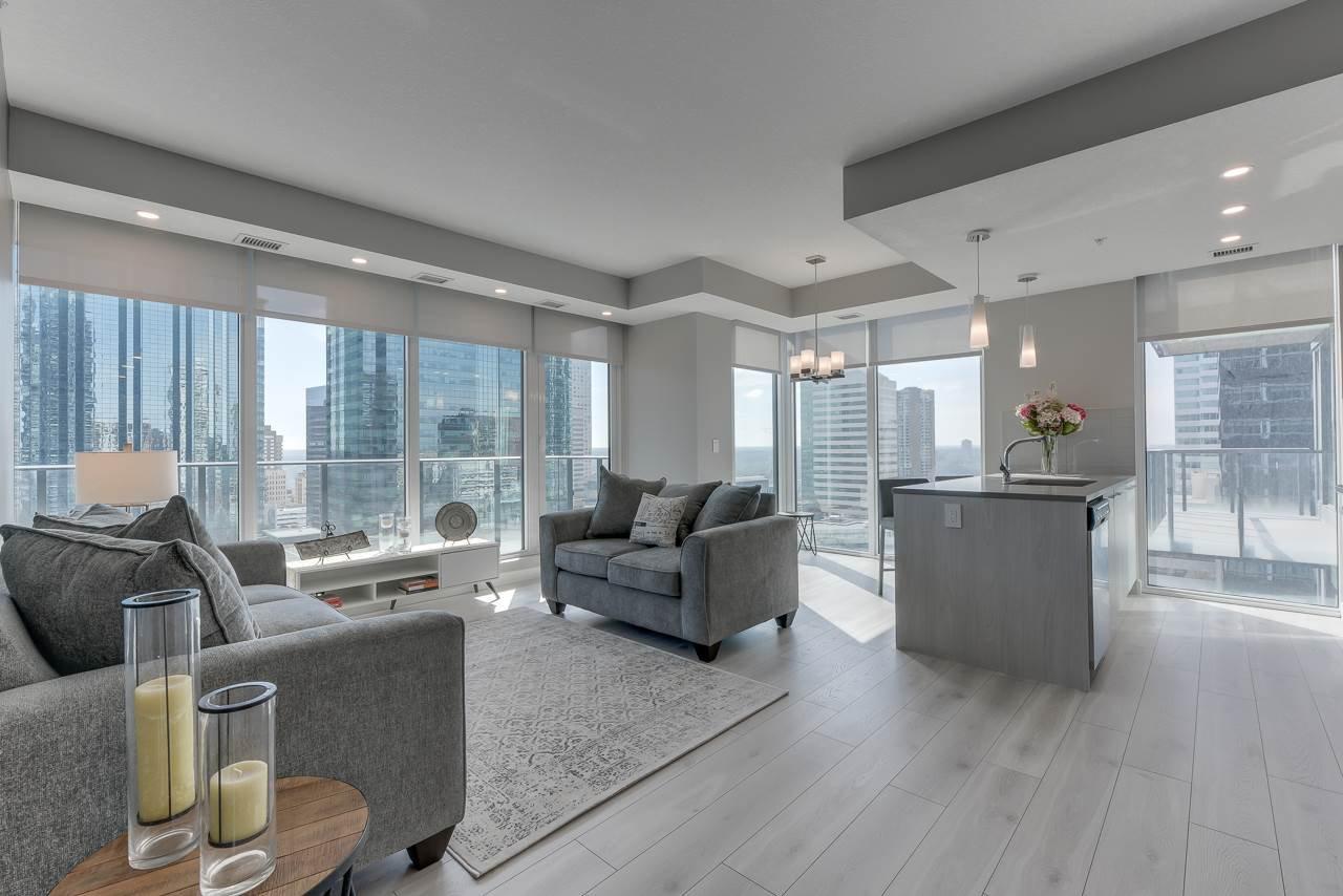 Main Photo: 1604 10180 103 Street in Edmonton: Zone 12 Condo for sale : MLS®# E4211922