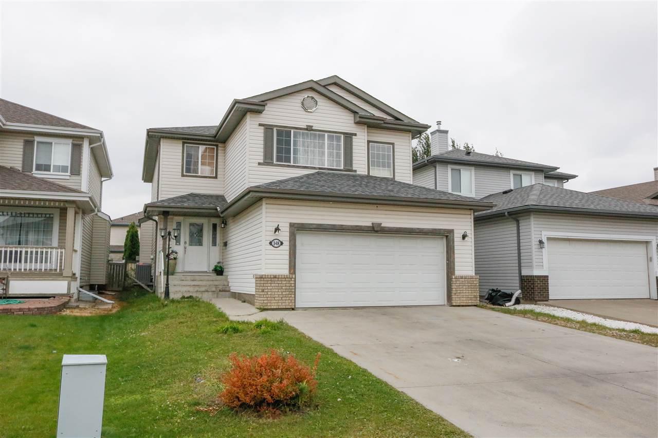 Main Photo: 148 COTE Crescent NW in Edmonton: Zone 27 House for sale : MLS®# E4215286