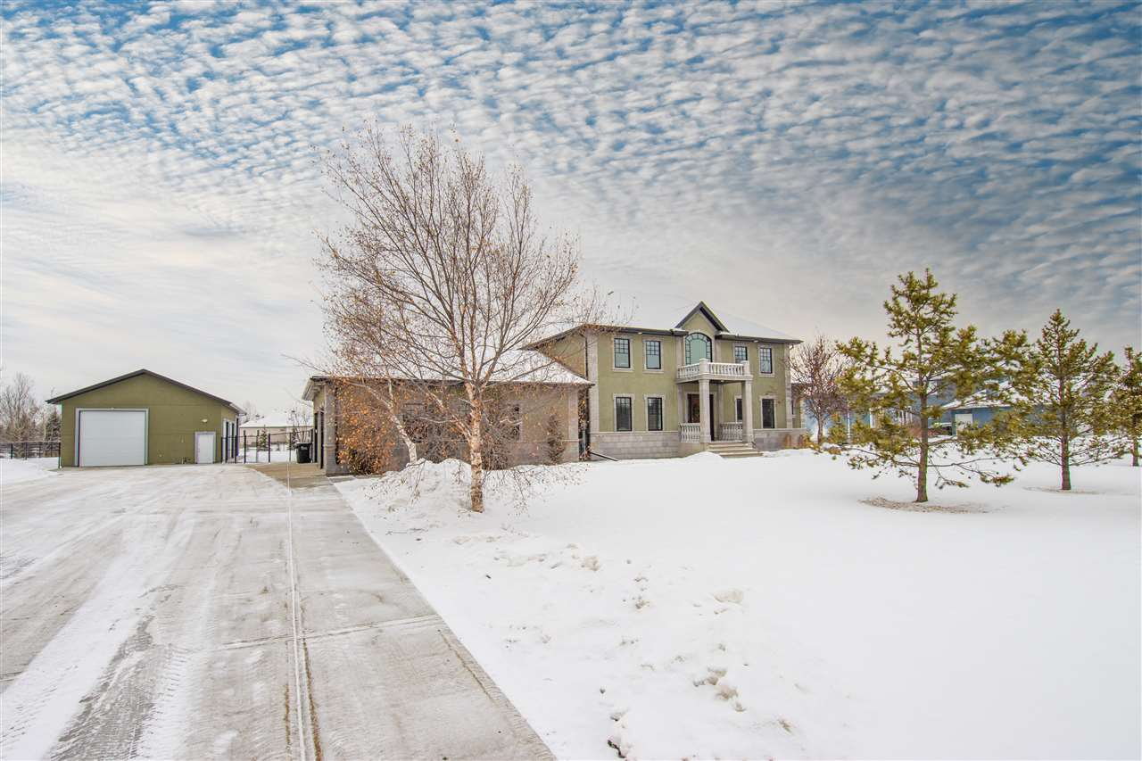 Main Photo: 349 52477 HWY 21: Rural Strathcona County House for sale : MLS®# E4223089