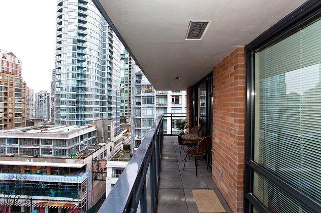 """Photo 17: Photos: 1007 788 RICHARDS Street in Vancouver: Downtown VW Condo for sale in """"L'HERMITAGE"""" (Vancouver West)  : MLS®# V815597"""
