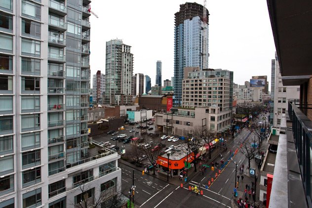 """Photo 19: Photos: 1007 788 RICHARDS Street in Vancouver: Downtown VW Condo for sale in """"L'HERMITAGE"""" (Vancouver West)  : MLS®# V815597"""