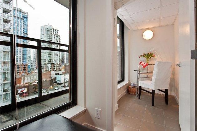 """Photo 10: Photos: 1007 788 RICHARDS Street in Vancouver: Downtown VW Condo for sale in """"L'HERMITAGE"""" (Vancouver West)  : MLS®# V815597"""