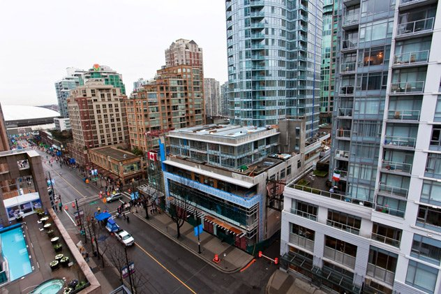 """Photo 18: Photos: 1007 788 RICHARDS Street in Vancouver: Downtown VW Condo for sale in """"L'HERMITAGE"""" (Vancouver West)  : MLS®# V815597"""