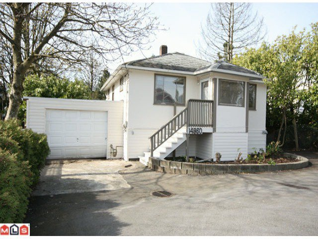 """Photo 11: Photos: 14960 FRASER Highway in Surrey: Bear Creek Green Timbers House for sale in """"BEAR CREEK GREEN TIMBERS"""" : MLS®# F1009859"""