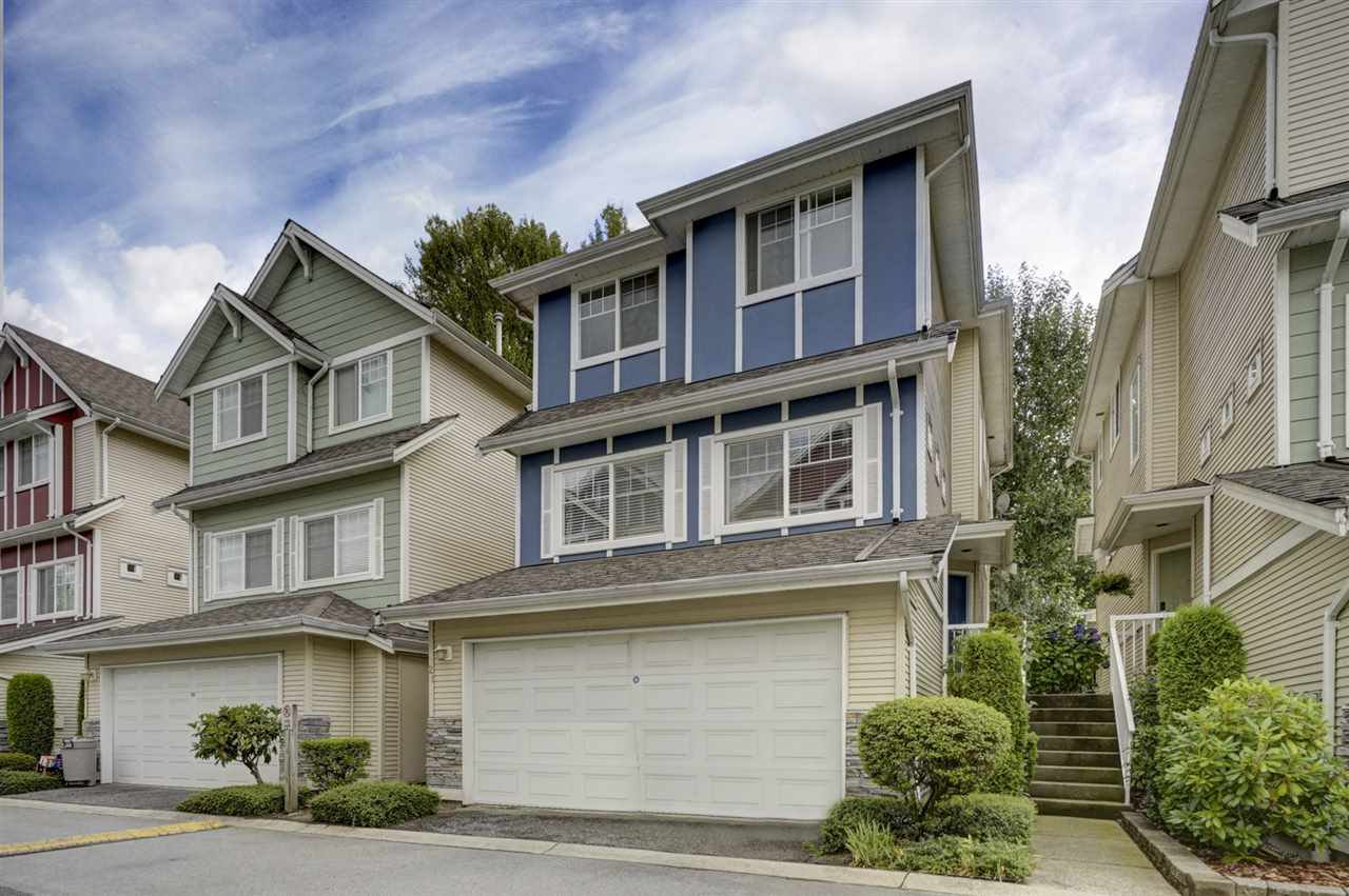 Main Photo: 21 1108 RIVERSIDE CLOSE in Port Coquitlam: Riverwood Townhouse for sale : MLS®# R2396289
