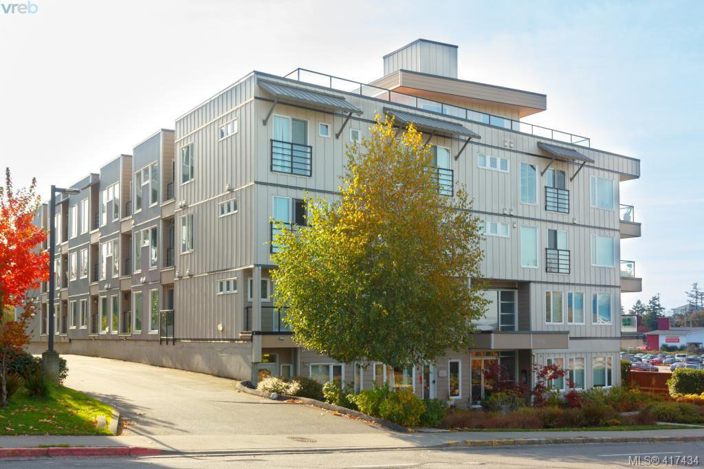 Main Photo: 413 1405 Esquimalt Road in VICTORIA: Es Saxe Point Condo Apartment for sale (Esquimalt)  : MLS®# 417434