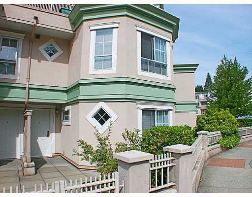 Main Photo: 112 2960 PRINCESS Crescent in Coquitlam: Canyon Springs Townhouse for sale : MLS®# V783827
