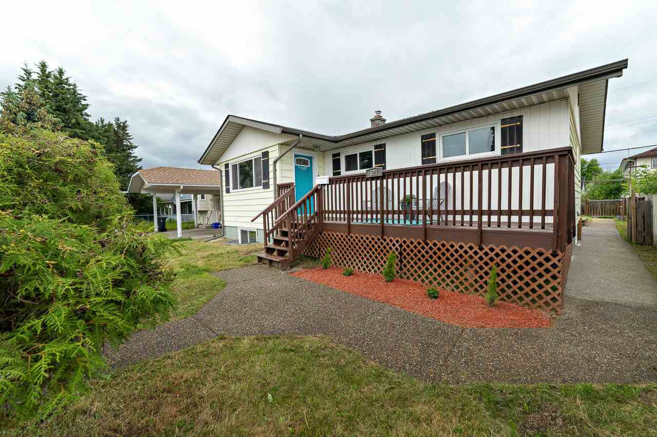 Main Photo: 527 DOUGLAS Street in Prince George: Central House for sale (PG City Central (Zone 72))  : MLS®# R2470177