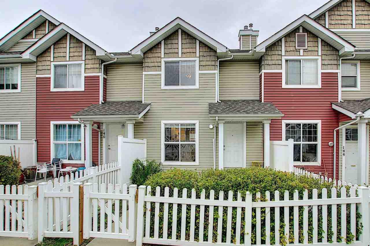 Main Photo: 145 5604 199 Street in Edmonton: Zone 58 Townhouse for sale : MLS®# E4214722
