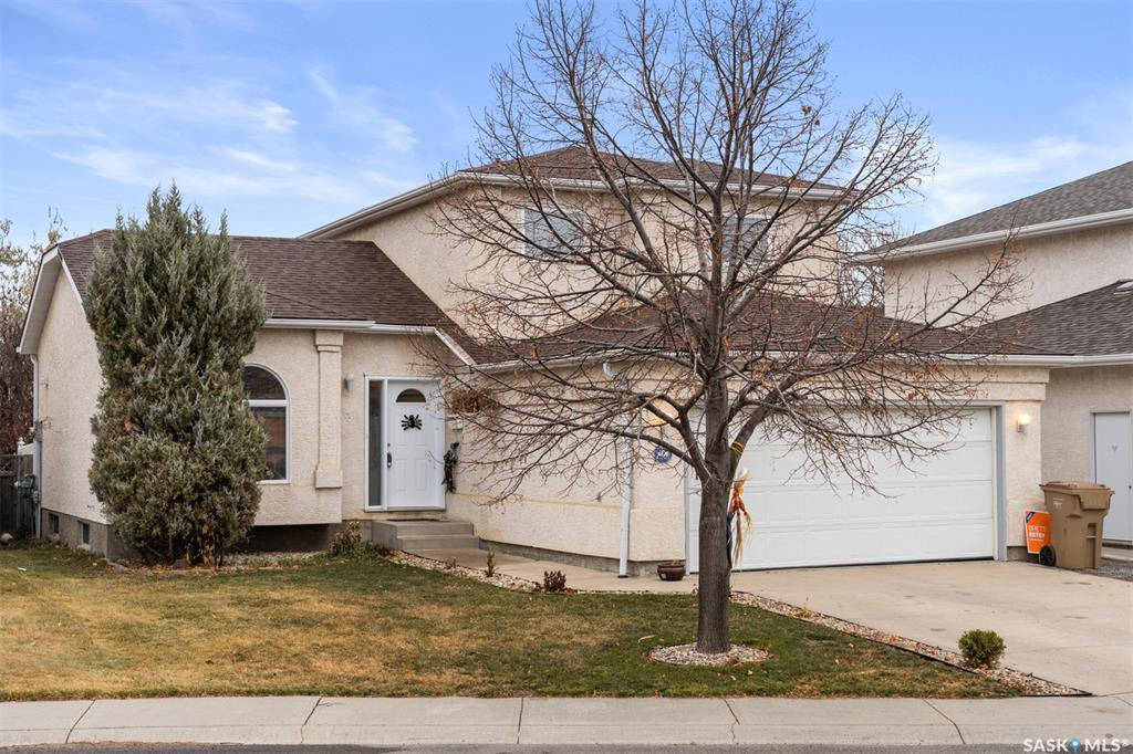 Main Photo: 1444 Benjamin Crescent North in Regina: Lakeridge RG Residential for sale : MLS®# SK831859