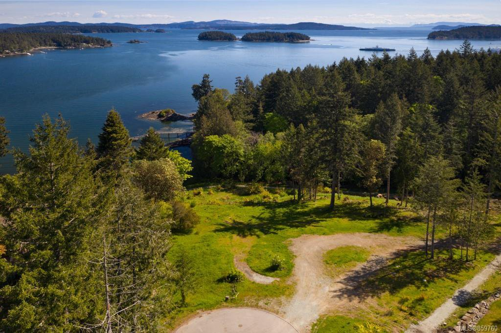Main Photo: 11430 Wild Rose Lane in : NS Lands End Land for sale (North Saanich)  : MLS®# 859760